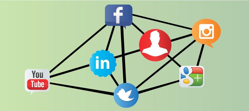 social media onderhouden